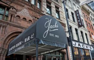 March 2019  Networking Meeting @ Jack's Oyster House